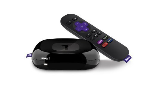 Roku 1 Streaming Player   Special VUDU Edition with $5 VUDU