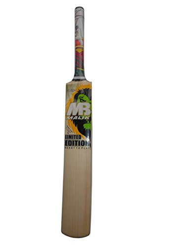 MB Malik Limited Edition Cricket Bat by MB