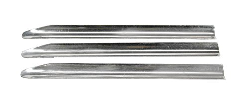 "LAB SCOOP Stainless steel, 6"" long 3pk"