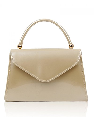 Bag s Wedding Patent Bags Purser LeahWard Gold Handbag Women's Clutch Top Body Clutch Handbag Evening Evening Cross fwfqXYOP