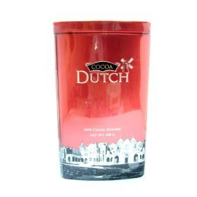 Cocoa Dutch 100% Cocoa Powder High Anti-oxidants Healthy Drink 200 G. Product of Thailand