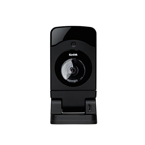 Kodak CFH-V20 - 180-Degree Panoramic HD WiFi Video Monitoring Surveillance Security Camera, Two-Way Audio, Night Vision &...