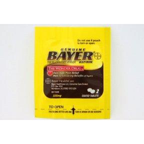 Bayer Aspirin (case of 50)