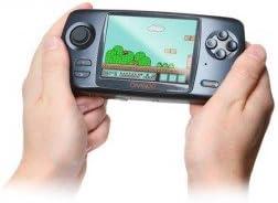 Caanoo Tablet de Pantalla táctil Consola basada en Linux + WiFi Dongle + SD 16GB + Original Screen Protector + Pack de Juegos: Amazon.es: Juguetes y juegos