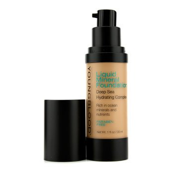 Liquid Mineral Foundation - Suntan by Youngblood - 10004703902 ()