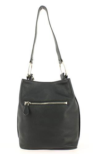 Mujer Negro GUESS Shoppers Sally bolsos Black de hombro Bla y gxwPwYqUS