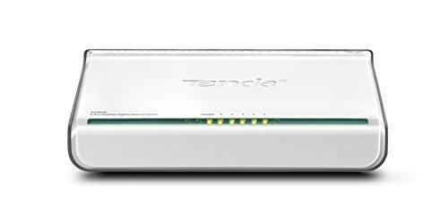 Tenda G1005D 5-Port Desktop Unmanaged 5-Port 10/100/1000 Mbp