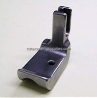 Cutex Sewing Left Piping Presser Foot #P69L For BROTHER JUKI CONSEW SINGER Single Needle (