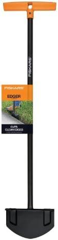 Fiskars 38.5 Inch Long-handle Steel Edger