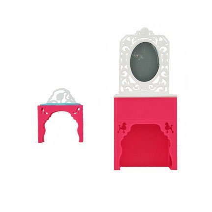 barbie-dream-house-dollhouse-vanity-and-stool