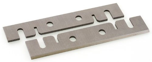 Hitachi 303761 6-Inch High Speed Steel Jointer Planer Blade for the Hitachi P12RA Jointer, 1-Pair