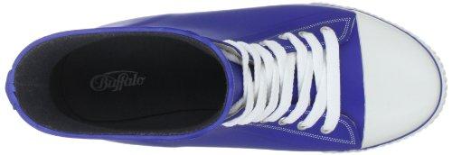 Buffalo 511-7483 RUBBER 133402 - Zapatillas fashion para mujer Azul