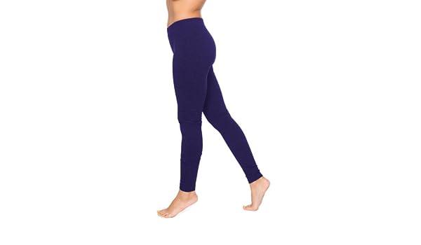 American Apparel Womens Winter Leggings Size XS Indigo ...