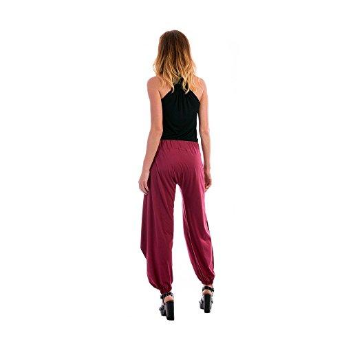 Zergatik Pantalón Mujer MAGNO Ruby