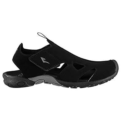 Everlast Kids Shodan Sport In93 Outdoors Walking Sandals Summer Shoes UK C6 (23.5) Black
