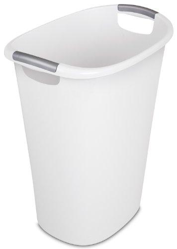 Sterilite 10658004 Wastebasket Titanium Inserts