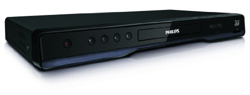 Philips BDP7520/F7 Wi-Fi Ready Blu Ray Player with Full HD 3D and BD Live, - Dvd Wifi Player Philips With