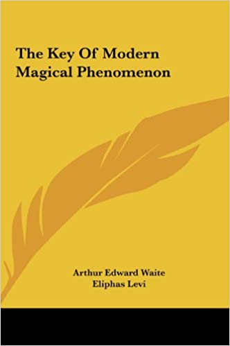 Book The Key of Modern Magical Phenomenon