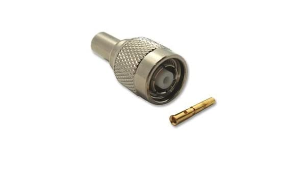 AMPHENOL RT1121A1-NT3G-H155-50 RF COAXIAL, TNC, STRAIGHT PLUG, 50OHM (10 pieces): Amazon.com: Industrial & Scientific