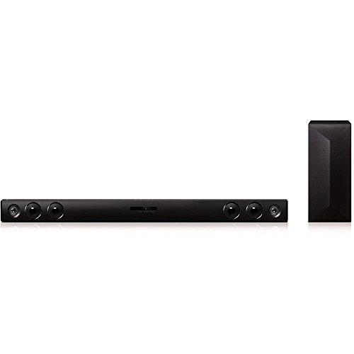 LG LAS465 2.1Ch 300W Soundbar with Wireless Subwoofer