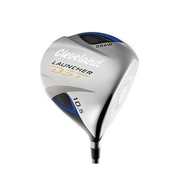 Cleveland Launcher DST Driver (Men's Right-Handed, 9 Degree Loft, Diamana Red 44 Ultralite Graphite Stiff Shaft)