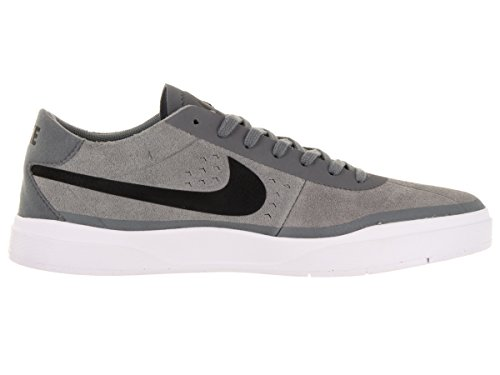 Nike Bruin Sb Hyperfeel, Zapatillas de Skateboarding para Hombre Gris (Cool Grey / Black-White)
