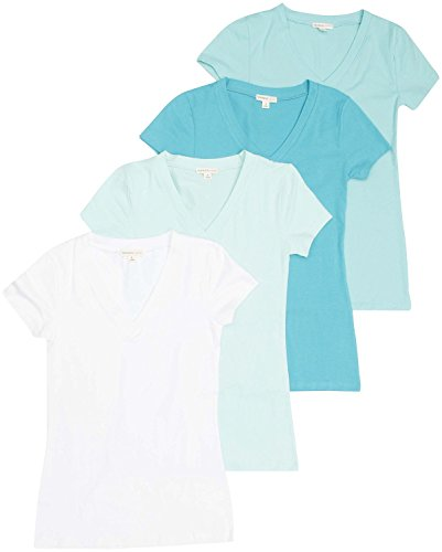 Womens Cotton Sleeves T shirts Pack wh product image