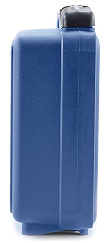 Life Made Better Storage Organizer - Compatible with Midland 75-822 40 Channel CB-Way Radio And Accessories- Durable Carrying Case - Blue by Life Made Better (Image #6)