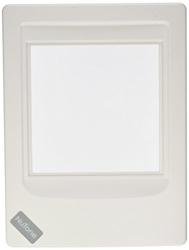or Remote Station Retrofit Frame (White) (Whole House Intercom Audio)