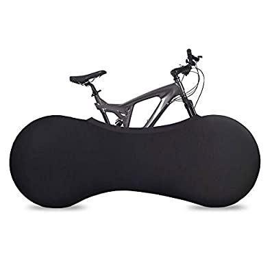 Binmer Bike Cover,Bike Cover Indoor Anti-dust Bicycle Garage Wheel Chains Cover Storage Bag