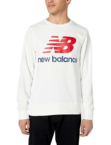 New Sweat Mt91548 Blanc Homme Du Pour Homme Balance Cou Mt91548 shirt Ras nbsp;encolure 1ra8U1wOq