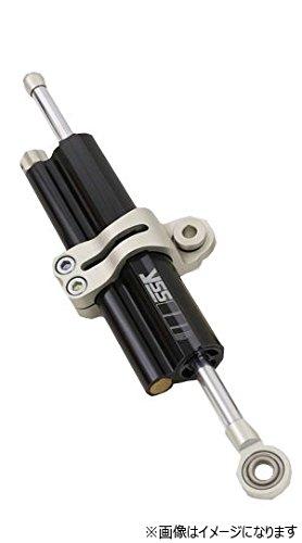 PMC (ピーエムシー) バイク用ステアリングダンパー YSS ECI-88 /ブラック Z650 '17~ 124-0210012  ブラック B0794QSNQV