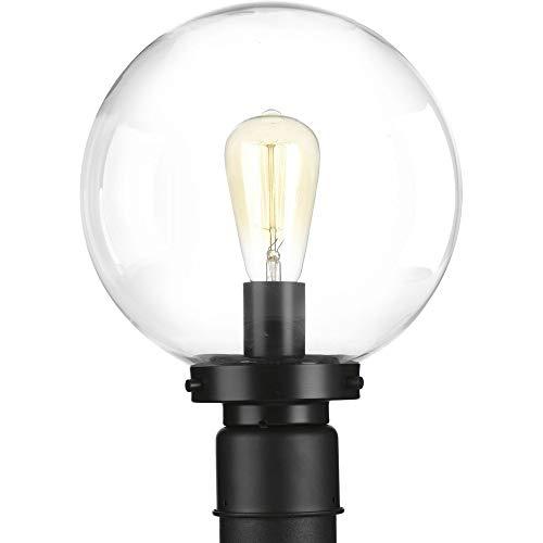 Progress Lighting P540007-031 Globe Post Lantern, -
