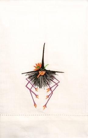 Patience Brewster Spooky Spider Tea Towel - Krinkles