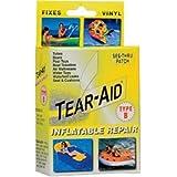米国生まれの新素材!チューブ系素材の補修テープ TEAR-AID INFLATABLE REPAIR