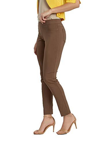 (89th + Madison Women's Millennium Pant Mocha)