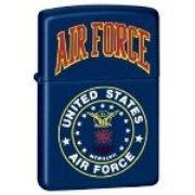 Zippo Air Force Navy Matte #239.541