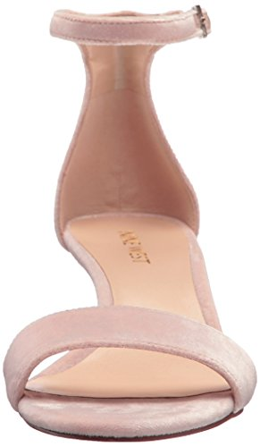 Nine West Women's Leisa Fabric Dress Sandal Light Natural cheap looking for free shipping with credit card nicekicks online P2bw4