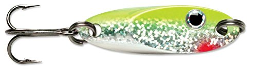 - VMC Flash Champ Spoons Glow Chartreuse Shiner 1/4oz. FCS14GCSH