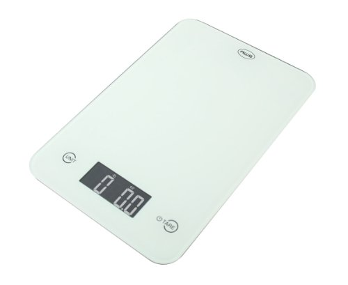 American Weigh Scales ONYX-5K-WT Slim Design Kitchen Scale, 11-Pound by 0.1-Ounce, - Canada Tri Suit