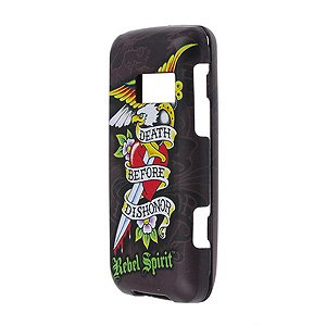 Rebel Spirit Tattoo Designer Phone Cover Snap-On Protector