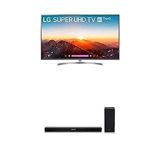 LG Electronics 65SK8000PUA 65-Inch 4K Ultra HD Smart LED TV (2018 Model) Bundle with LG SK5Y 2.1 Channel 360W High Resolution Audio Sound Bar (2018 Model) (B07KRF1FNL) | Amazon price tracker / tracking, Amazon price history charts, Amazon price watches, Amazon price drop alerts
