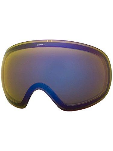 Electric Visual EG3 Yellow/Blue Chrome Snow Goggle - Lenses Electric Eg3