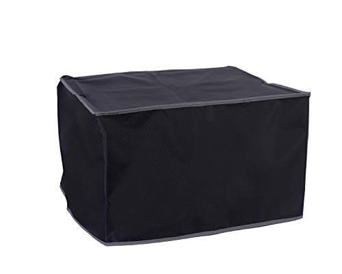 The Perfect Dust Cover, Black Nylon Cover for HP Laserjet Pro MFP 477fdw and MFP 479fdw Color Laser Printers, Anti Static Waterproof and Double Stitched Cover by The Perfect Dust Cover LLC