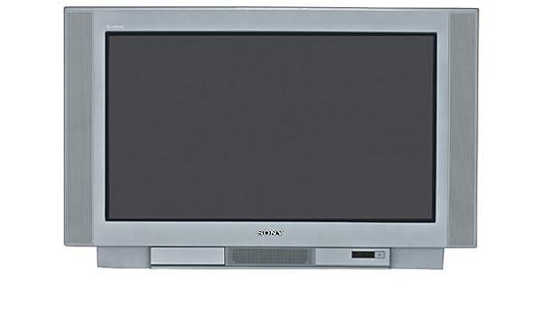 Sony KV-36FS76 - CRT TV: Amazon.es: Electrónica