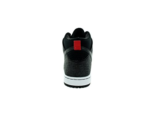 NikeNIKE DUNK CMFT - Zapatillas altas Hombre Negro - blanco y negro