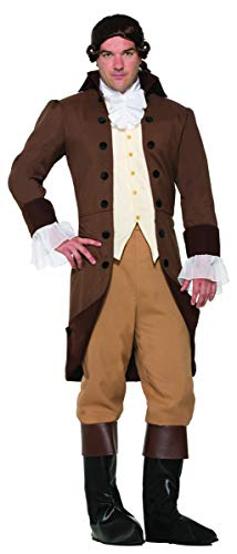 Colonial Clothing - Forum 78004 Men's Colonial Gentleman Patriotic