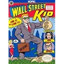 NES Nintendo Wall Street Kid 8-Bit Video Game Catridge
