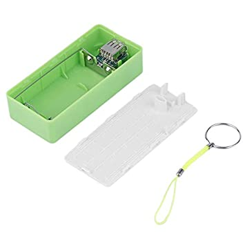 Goldyqin Cargador USB Cargador de batería de Reserva Externo ...