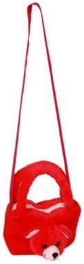 ANIKA Soft Toys Kids Purse ( Red )